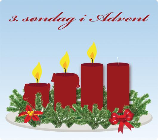 3- Søndag i Advent