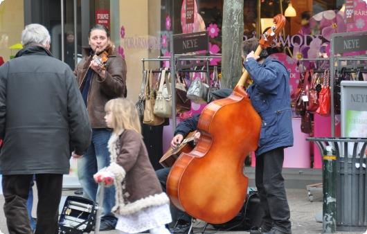 Russiske musikanter