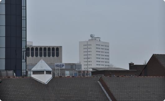 Grå og disert Birmingham