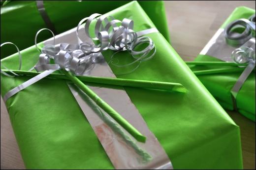 Grønne gaver