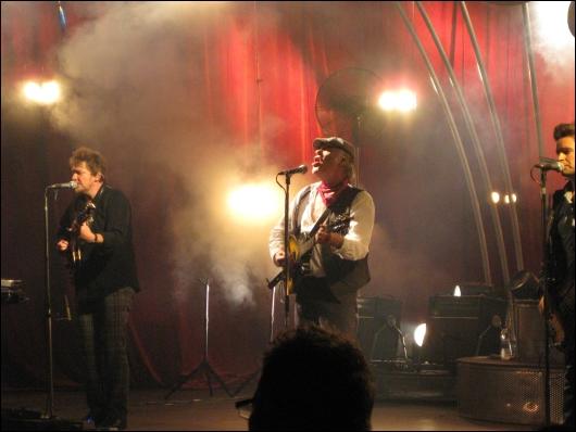 Kim Larsen & Kjukken Koncert, Amfiscenen Odense