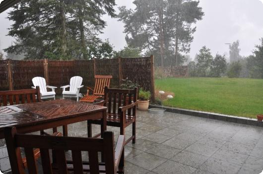 Masser af regn