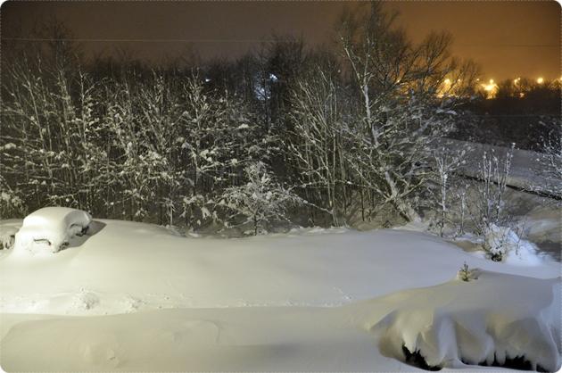 Sneet inde