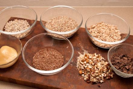Det skal du bruge til hjemmelavet musli med chokolade