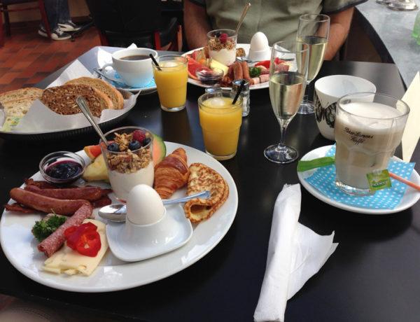 Brunch på Café Fyrtøjet