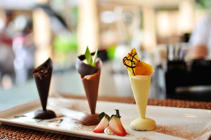 Trippel chokolademouse