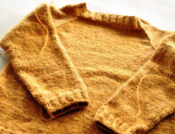 Efterårs sweater