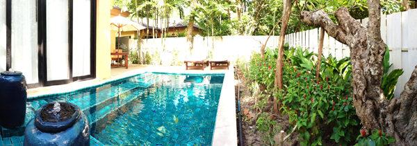 Vores egen lille pool