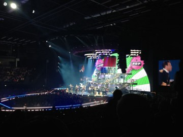 Robbie Williams i Herning