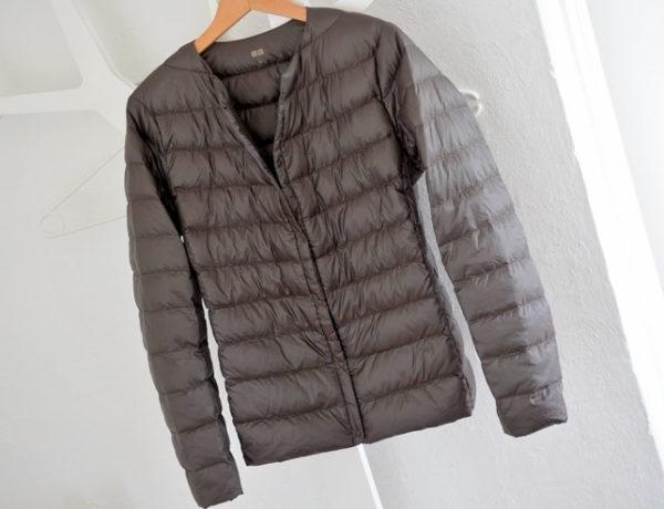 Ultralet jakke