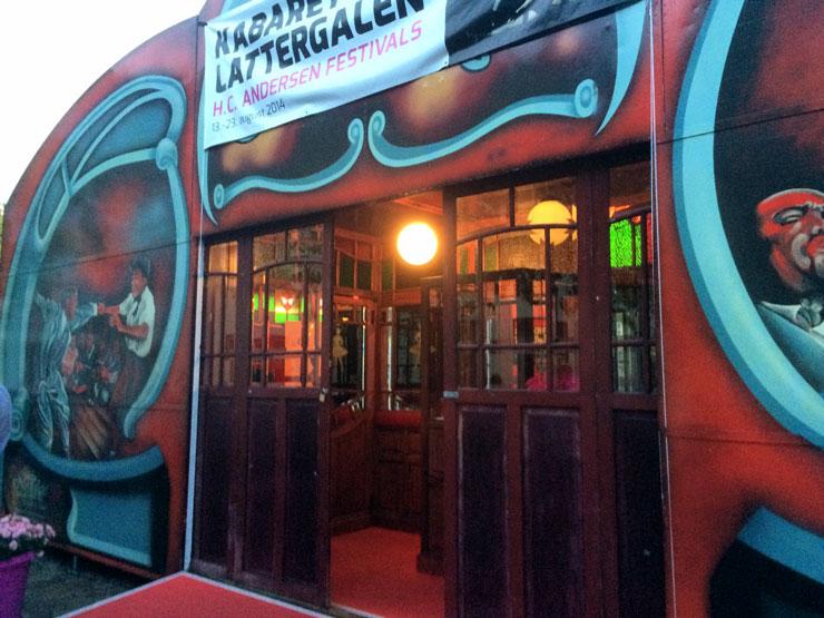 H.C. Andersen Kabaret – Lattergalen