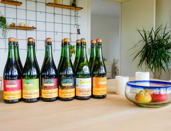 Val De France, økologisk cider