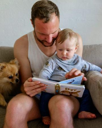 Asbjørn og onkel Daniel